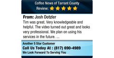 Tim was great. Very knowledgeable and helpful. The video turned out great and looks very...