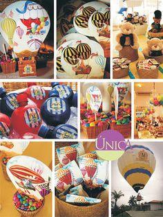 Festa Infantil - Balões Antigos