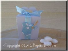 Baby shower favor box by PepitosRoom - Cards and Paper Crafts at Splitcoaststampers
