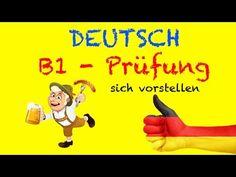 Deutsch lernen: Einkaufen in der Stadt - learn German: shopping - apprendre l'allemand: les magasins - YouTube