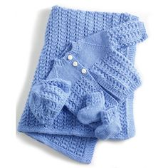 Lullaby Layette in Lion Brand Babysoft - 90060AD. Discover more Patterns by Lion Brand at LoveKnitting. We stock patterns, yarn, needles and books from all of your favorite brands.