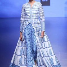 Anita Dongre at Lakmé Fashion Week summer/resort 2016   Vogue India   Fashion   Fashion Shows