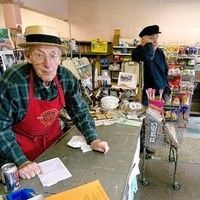 Winthrop Sherwin, general store owner: #Radiostory by Samantha Broun by WorkingNow on SoundCloud
