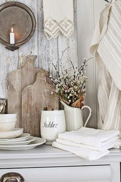 affordable french country home decor with candles