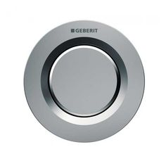 Or similar - GUEST BATHROOM Geberit Type 01 Single Flush Plate Button for 120mm - 150mm Concealed Cistern A simple and stylish flush button from Geberit, constructed of stainless steel and finished in chrome.