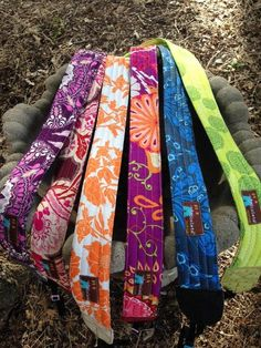 Looking for your next project? You're going to love Serendipity Padded Camera Strap by designer Rachel Crowe.