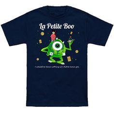 The Little Boo/ Monsters Inc/ Monsters by Velvetmusketeer on Etsy