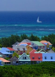 Grand Case is a little fishing village that is famous not only for its fine foods but also for its distinctive style of architecture. Some of the island's best restaurants also happen to be located in this area and souvenir shops.