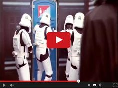 Star Wars i ukryta kamera Star Wars I, Humor, Stars, Cinema, Humour, Funny Photos, Sterne, Funny Humor, Comedy