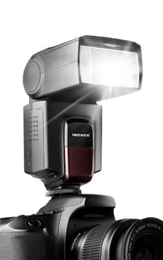 Neewer TT560 Flash Speedlite For Canon/Nikon Digital SLR Cameras $37.32