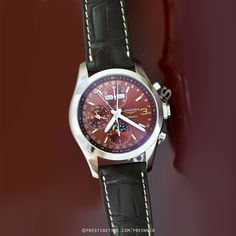 Pre-owned Longines Conquest Classic Chronograph Moonphase 42mm L2.798.4.62.3