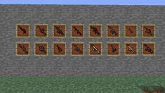 Minecraft Gun mod. Whatcha gonna do now creepers!