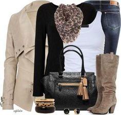 Fall Winter Women Fashion Trends by patti