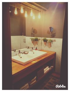 industrial design bathroom