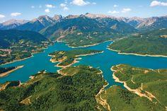 TRAVEL'IN GREECE | Plastira Lake, #travelingreece