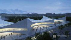 CGarchitect - Professional 3D Architectural Visualization User Community   CongHua Arts Centre