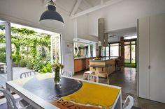 love the dining table - Walkerhouse - desire to inspire - desiretoinspire.net