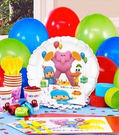 Cómo hacer una fiesta de Pocoyó. ¡Quién pudiera volver a ser niño! Aunque los mayores también podemos revivir una segunda infancia a través de nuestros hijos y disfrutar de unas divertidísimas fiestas temáticas infantiles. Celebracio...