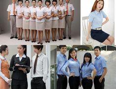 May đồng phục công sở Việt Tiến – Đây chính là giải pháp