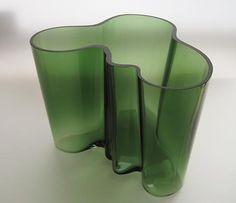 Savoy a. Aalto vase by Alvar Aalto - Vintage Finnish Glass