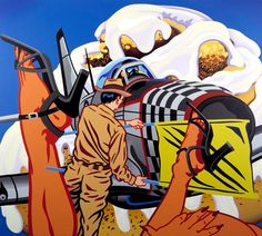 Kevin Kelly Breitling, Comic Art, Museum, Pop Art, Comics, Illustration, Artist, Paintings, Anime