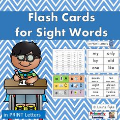 "ight Words | Flash Cards for Sight Words | Print Letters | Grades k-2  What a GREAT word work resource for teachers using Jolly Phonics, or any other reading program! I created this file to extend the ""tricky word"" list used in Jolly Phonics to include high frequency words from the Dolch List.  Check it out!  - A few of the 90 words can be sounded out; (e.g. a, sister, us) but, some children may need this reference. - Most of the words use the alternate spellings that must be taught. (e.g…"