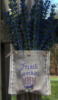 Image Detail for - French Lavender Pocket