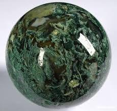 moss agate one of taurus gemstones