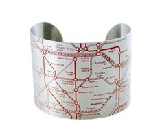 London - never get lost in the subway again :)