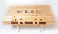 mesa de cassette