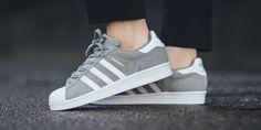 Adidas Originals suede Superstar
