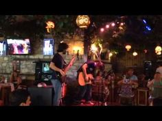 'Whole Lotta Love' cover Sercan/Yiğit Live Music Kusadasi Turkey