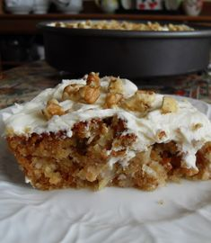 The English Kitchen: Scrummy Carrot Cake