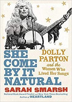 The National Book Award finalist and New York Times bestselling author of Heartland focuses her laser-sharp insights on a working-class icon and one of the most unifying figures in American culture: Dolly Parton.Growing up amid Kansas wheat fields and airplane factories, Sarah Smarsh witnessed firsthand the particular vulnerabilities—and strengths—of women in working poverty. Meanwhile, country songs by female artists played in the background, telling powerful stories about life, men, hard… Book Club Books, New Books, Books To Read, Dolly Parton, This Is A Book, The Book, National Book Award, Country Songs, She Song