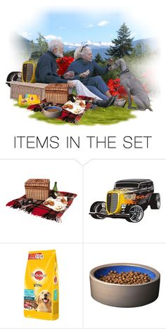 """""""Picnic with all family"""" by m-kints ❤ liked on Polyvore featuring art"""