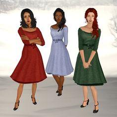 Holiday Dress  2013 | Skell