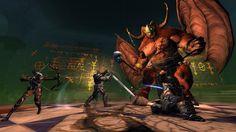 Neverwinter: la versione PS4 esce in estate - ecco il trailer di presentazione