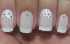 Resultado de imagen para uñas decoradas para novias diferentes
