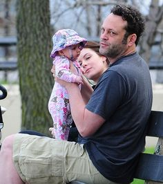 "Welcoming daughter Locklyn Kyla with wife Kyla Weber in December 2010, Vince Vaughn admits he doesn't like to use his little girl's given name. ""If I just call her 'Baby' then she'll love the movie Dirty Dancing but she won't know her proper name,"" the funnyman jokes. ""No one puts her in a corner."""
