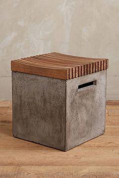 Boîte en ciment Metropolitan