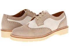 Dr. Martens Carrington Brogue Shoe Beige Kaya/Marl - Zappos.com Free Shipping BOTH Ways