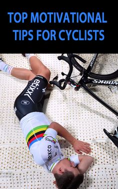 With summer not to far away we thought you could do with some good tips to motivate you to get on the saddle and start pedalling away: http://thecyclingbug.co.uk/bugfeed/videos/b/weblog/archive/2015/04/02/motivational-tips-for-cyclists.aspx?utm_source=Pinterest&utm_medium=Pinterest%20Post&utm_campaign=ad  #Cycling #thecyclingbug #motivation