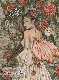 Image result for jessica galbreth zodiac fairies