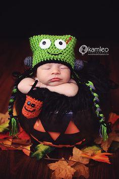 Frankinkid Hat by Just Be Happy Crochet  http://www.justbehappycrochet.com/product/frankinkid-hat