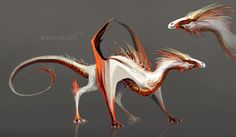 dragon by Anraharra.deviantart.com on @DeviantArt