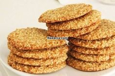 susamli-tatli-kolay-kurabiye-tarifi