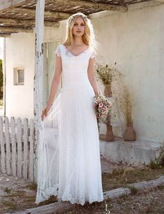 Brautkleider von Rembo Styling - Model SarahDiva