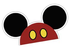 cute Mickey ears