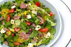 Italian Chopped Salad   The Defined Dish