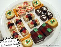 FUSHI! (Fake sushi) from craftinterrupted.com